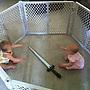 Heute: Babysitten!