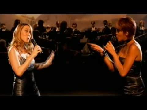 Mariah Carey ft Whitney Houston When You Believe HD