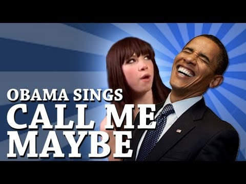 Call me maybe - barack edition :D